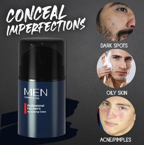CleanUp™ Men's Revitalising Cream