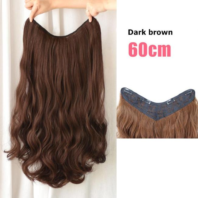 Quick & Easy U Part Affordable Wig