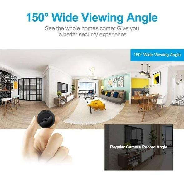 1080P HD Hot Link Remote Surveillance Camera Recorder