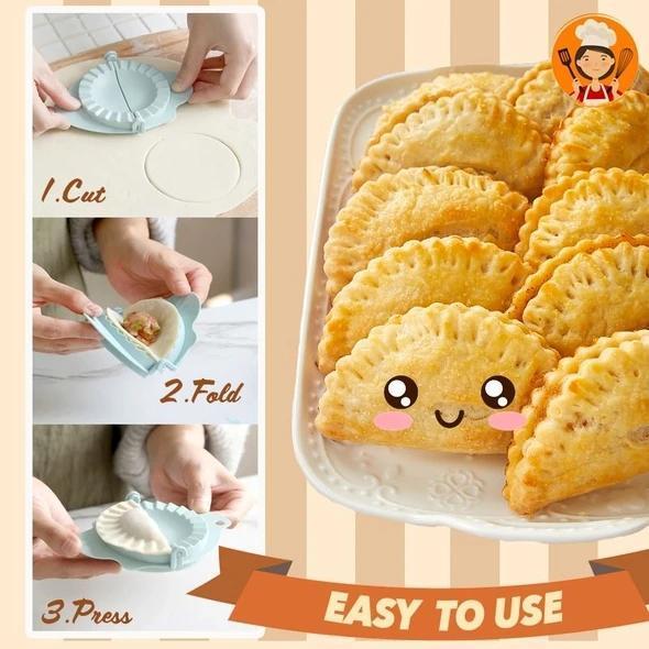 Pastry Presser Set (3 Sizes)