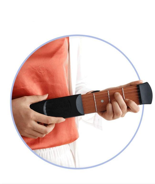 Portable Guitar Trainer