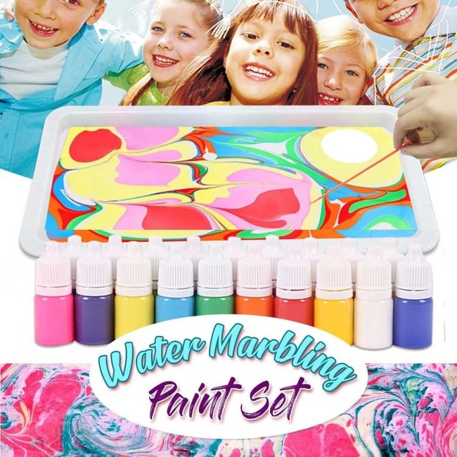 Water Art Paint Set