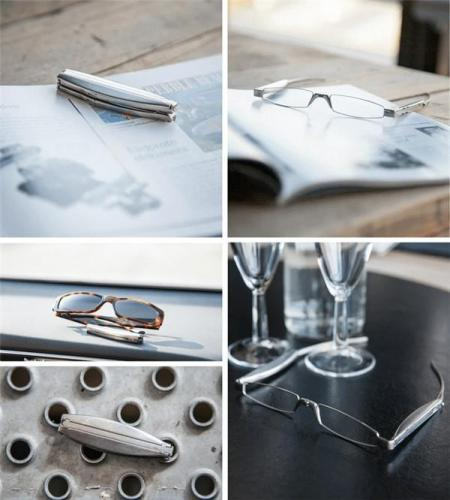 Fashionable Foldable Pocket Glasses