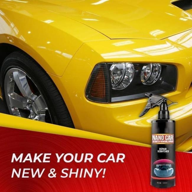 Nano Car Scratch Removal Spray