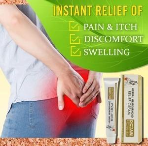 Herbal Hemorrhoid-Relief Cream