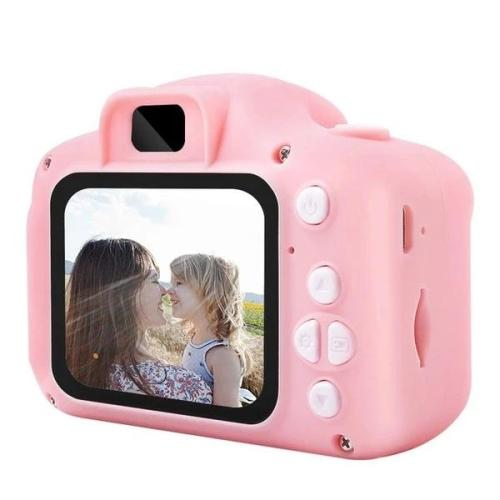 A DIGITAL CAMERA CREATED FOR CHILDREN
