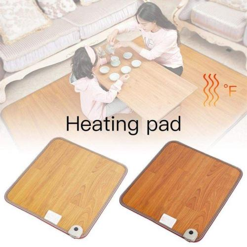 Far Infrared Heating Pad - Negative Ion Therapy, Emf Blocking, Pain Relief