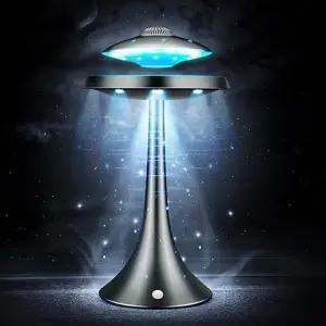 Levitating UFO Lamp With Bluetooth Speakers