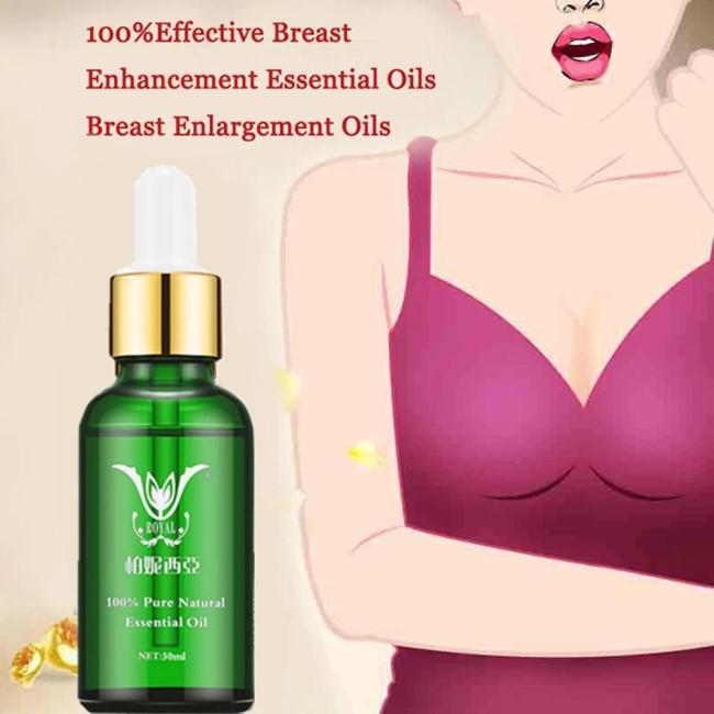 Pure Natural Breast Essential Oil