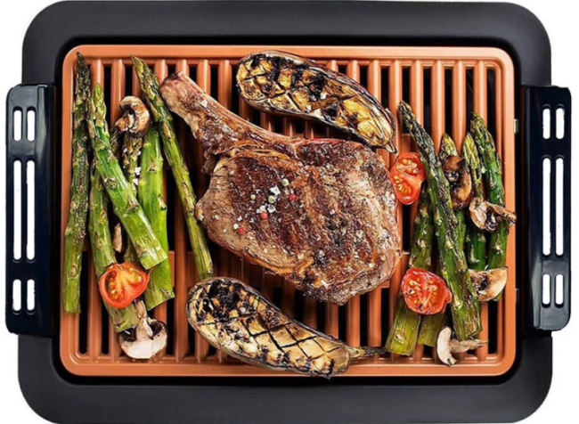 SMOKELESS GRILL OF THE YEAR
