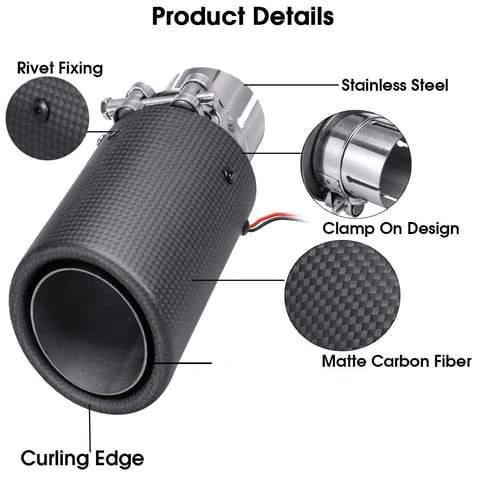 Universal LED Muffler - 🎉BUY 2 ENJOY FREE SHIPPING🎉