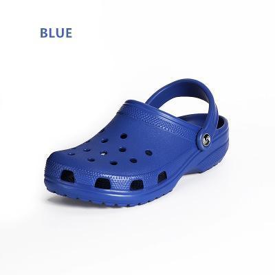 Classic hole shoes