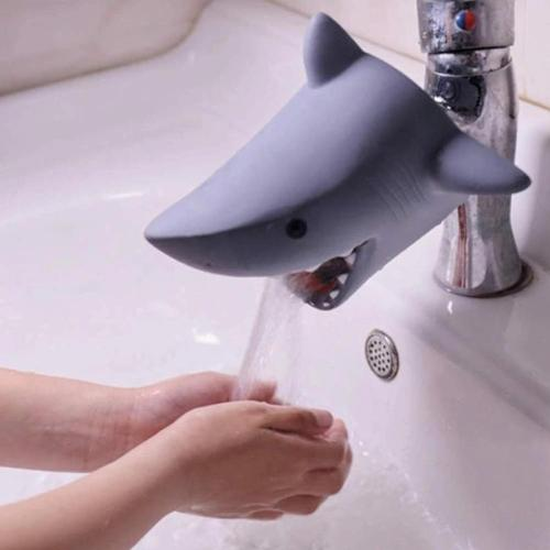 Children's Faucet Extender Bath Spout Cover for Baby