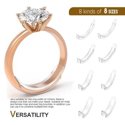 Ring Re-sizer(1 set-8pcs)