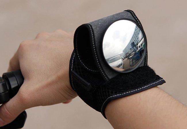 Wrist Rearview Mirror