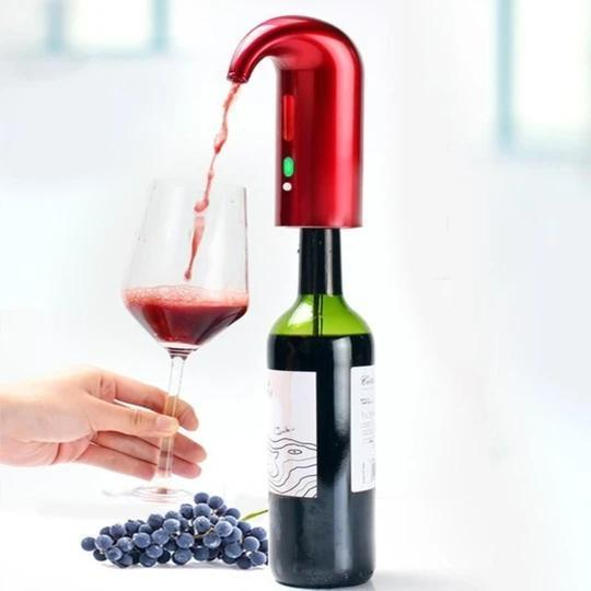 THE ORIGINAL SMART WINE DECANTER