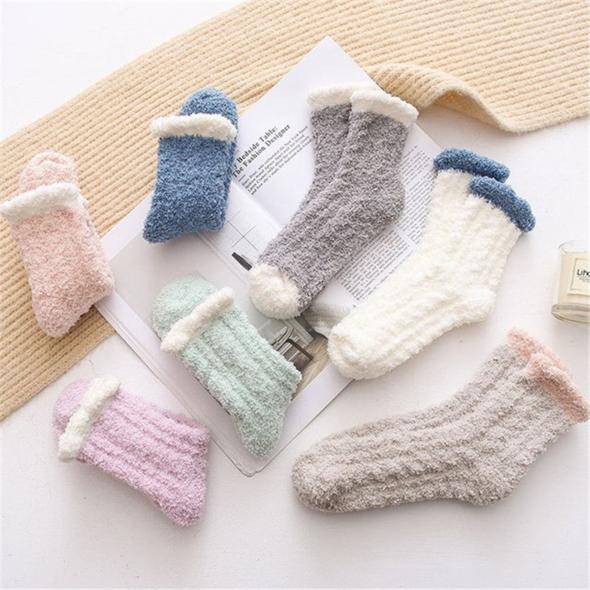 🎄🎄Warm Lamb Wool Socks