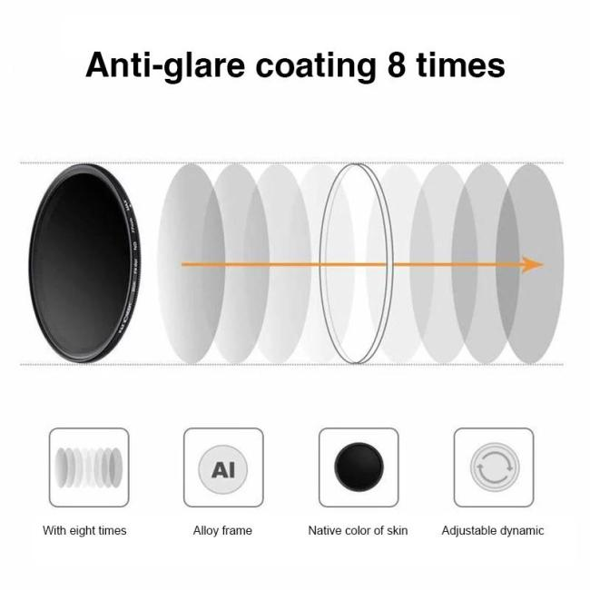 ND2-400 Dynamic Filter