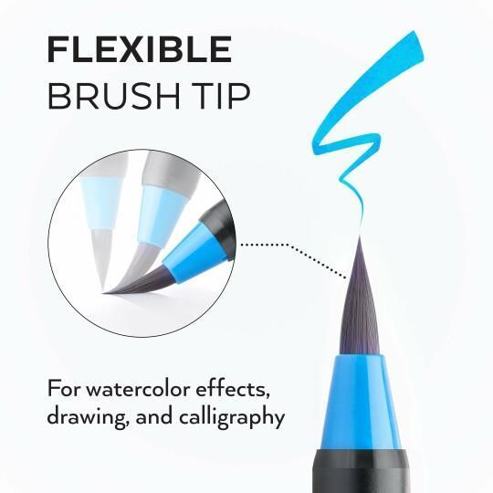 Shop Now Get 50%OFF - Real Brush Pens