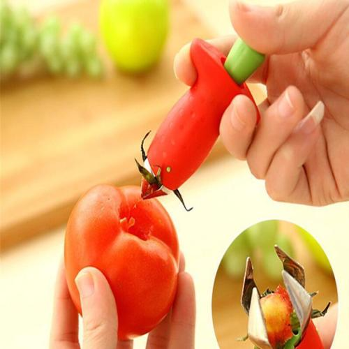 Portable Fruit Seeder Huller Kitchen Tool