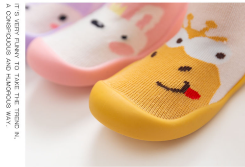 Breathable warm baby shoes