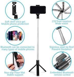 4 in 1 Wireless Bluetooth Selfie Stick
