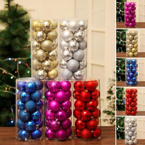 Luxury Christmas Balls Ornaments