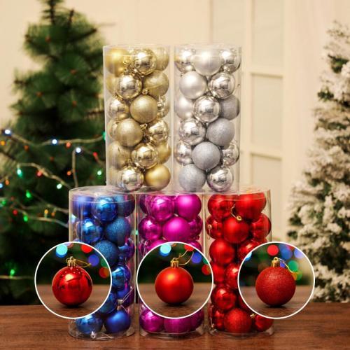 Luxury Christmas Balls Ornaments