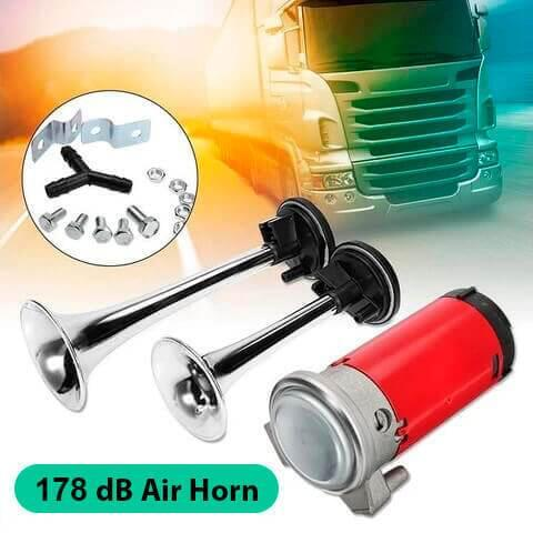 New Train Air Horn With Compressor
