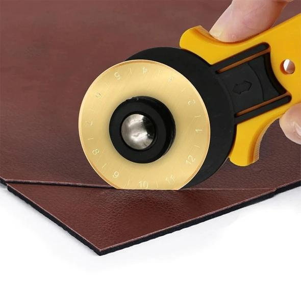 Titanium Coated Rotary Cutter Blades