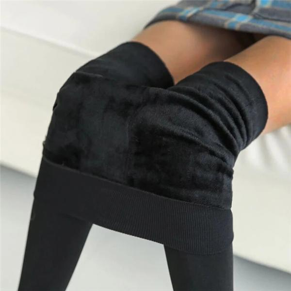 Women Winter Warm Leggings