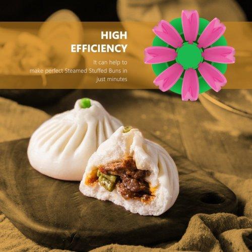Non-stick Cooking Tools Steam Bun Dumpling Maker Mold
