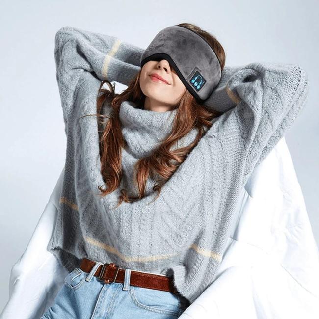 MU💤 Sleep Mask