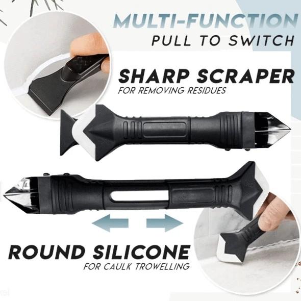 3 In 1 Ultimate Caulking Tool