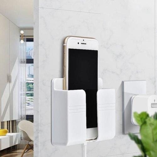 🔥Mobile Phone Wall Charger Holder
