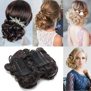 Elegant Curly Hair Accessories