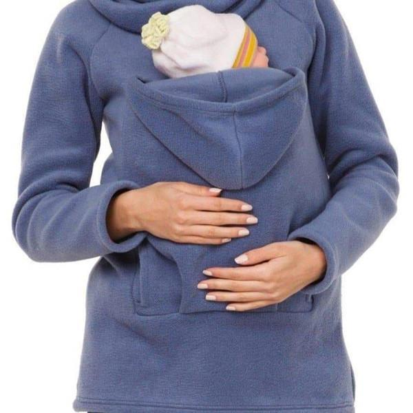 3 in 1 multifunctional kangaroo sweater