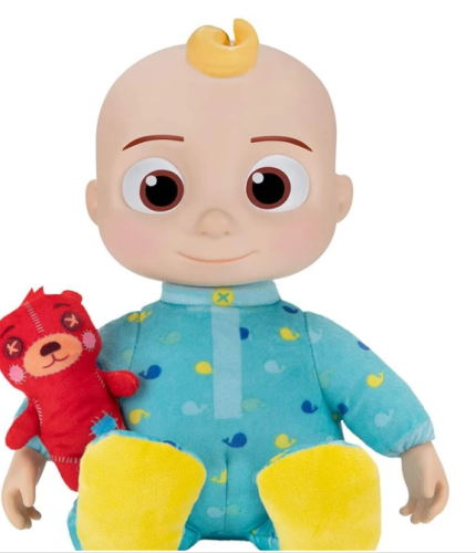 COCOMELON TOYS: MUSICAL BEDTIME JJ DOLL