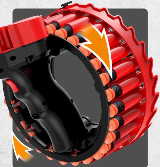🔥HOT🔥 Auto Circle Blaster
