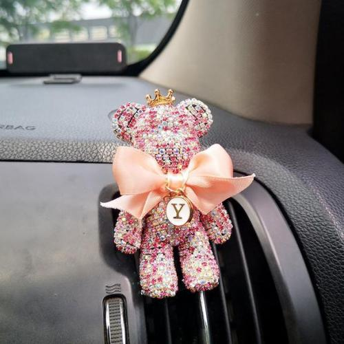 🌟NEW🌟  Rhinestone Car Perfume Interior Accessories