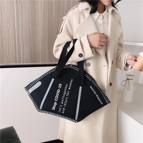Fashion Mask Style Handbag
