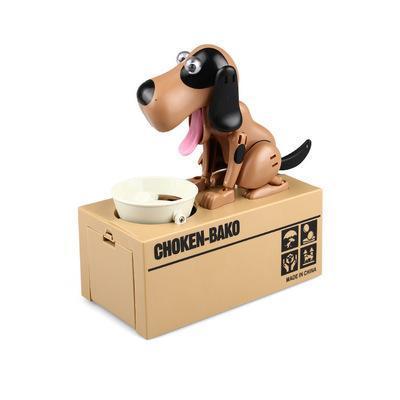 Doggy money box