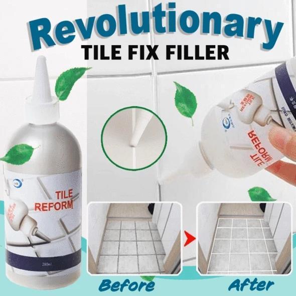 Revolutionary Tile Fix Filler