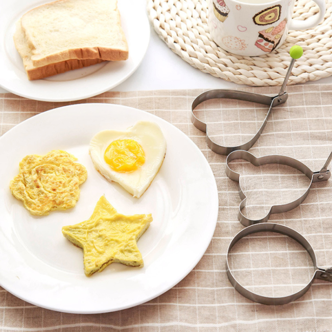 Stainless Steel Fried Egg Mold