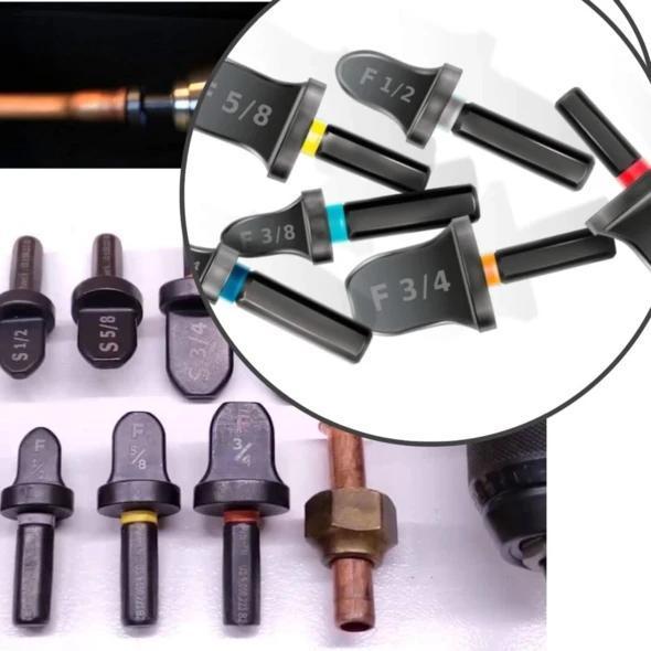 Swaging Tool Drill Bit Set