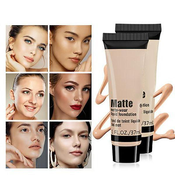 🎁SPECIAL DISCOUNT ONLY FOR THIS WEEK🎁Anti-Aging Liquid Foundatio