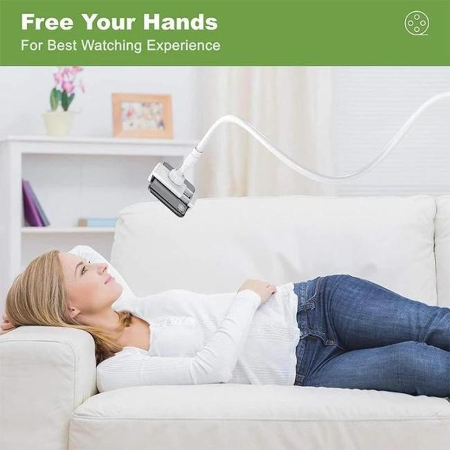 Gooseneck Bed Phone Holder