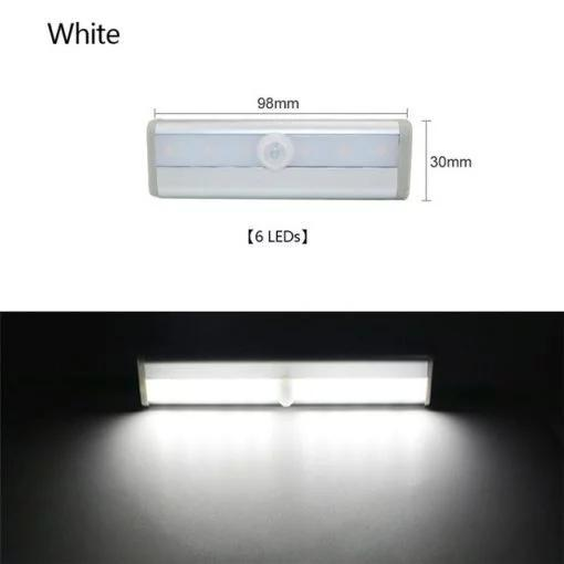 LED Motion Sensor Cabinet Light