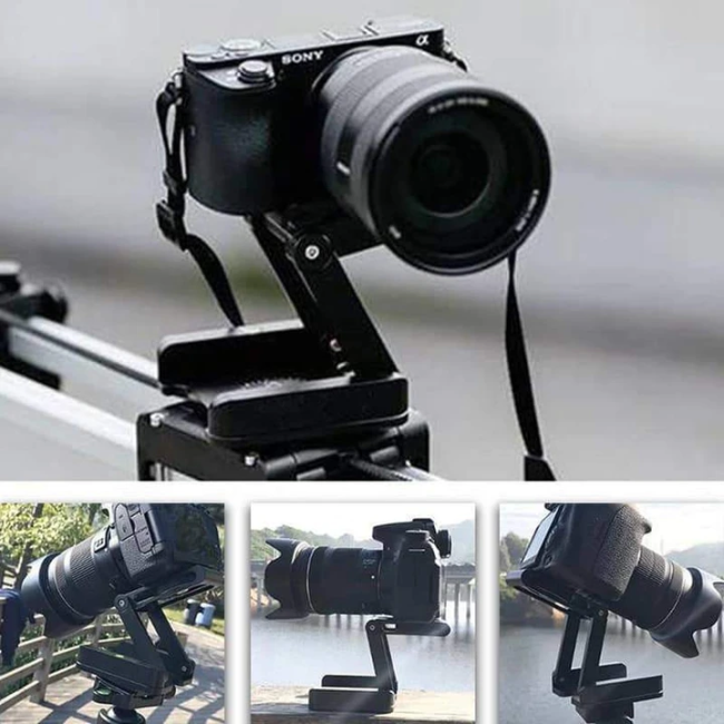 Multiway Flexible Camera Tripod