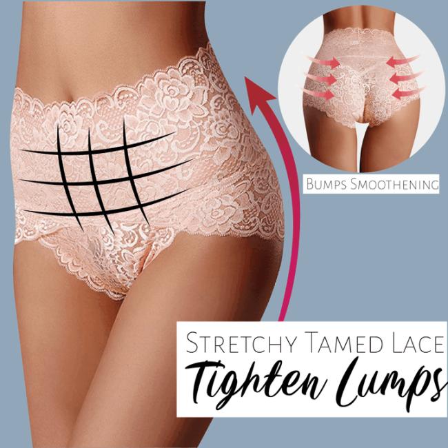 Seamless Lace Panty(4 Pieces Set)